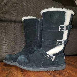 Buckle Ugg Boots